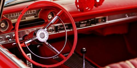 Tips for Classic Car Interior Restoration, Charlotte, North Carolina