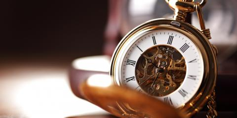 How to Estimate the Value of an Antique Pocket Watch, Greece, New York