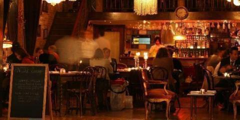 Antique Garage, Mediterranean Restaurants, Restaurants and Food, New York City, New York