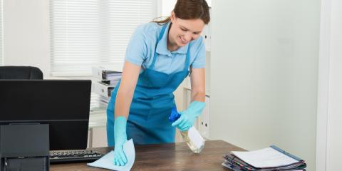 4 Questions to Ask a Potential Office Cleaning Provider, Springdale, Ohio