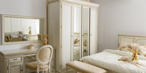 5 Ideas for Decorating a Bedroom With Mirrors, Oklahoma, Pennsylvania