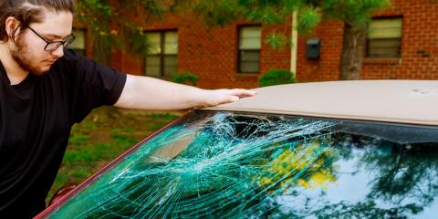 3 Top Causes of Windshield Cracks, West Kittanning, Pennsylvania