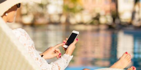 5 Ways to Keep Your iPhone® Cool in the Summer, Canton, Ohio