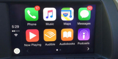 Apple CarPlay, Washington, Ohio
