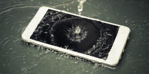 Apple Device Repair Experts Offer Tips for Salvaging Your Water-Damaged Cell Phone, Lafayette, Louisiana