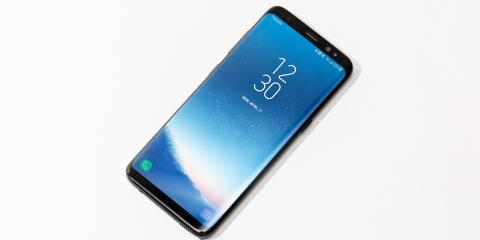 Apple granted patents on a curved bezel-free screen and integrated Touch ID sensor. http://ow.ly/NQRK30bOf5Y, Washington, Ohio