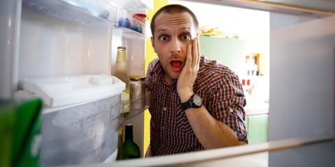 What to Do When Your Refrigerator Isn't Working, Koolaupoko, Hawaii