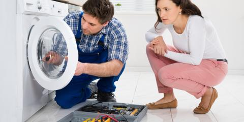 3 Washing Machine Mistakes That Warrant Appliance Repair Services, Poughkeepsie, New York