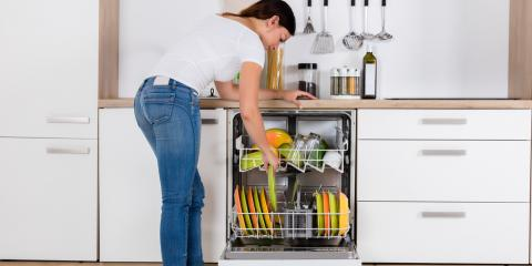 3 Common Issues You May Have With Your Dishwasher, High Point, North Carolina