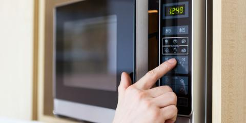 3 Signs It's Time for Microwave Repair, Covington, Kentucky