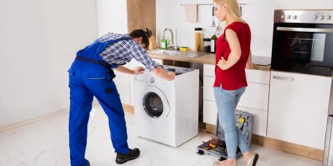 3 Reasons Your Washer May Be Leaking, Fairbanks, Alaska