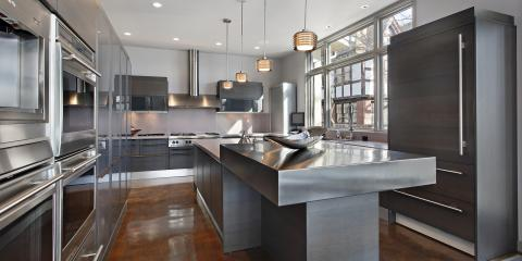 How to Clean Stainless Steel Surfaces, Fairbanks, Alaska