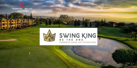 Waikoloa Village Golf Club - Swing King Hole in One Contest, Waikoloa Village, Hawaii