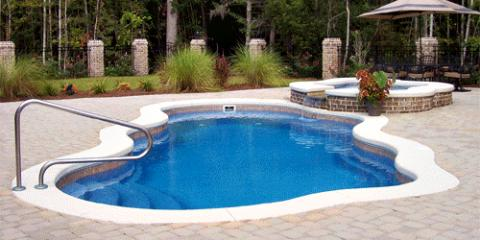 What are the benefits of a fiberglass pool mulberry for Fiberglass pools colorado