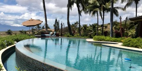 When Should You Change a Pool Filter?, Kihei, Hawaii