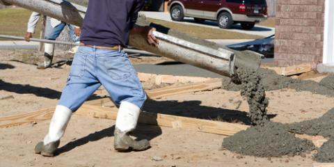 4 Important Questions to Ask Concrete Contractors, Jacksonville, Arkansas