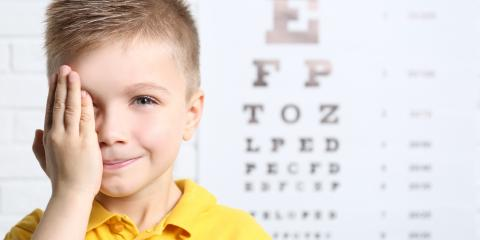 When Should Your Child Start Getting Regular Eye Exams?, Greenwood, Arkansas