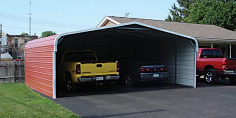 Car Protection: 5 Cost-Saving Benefits Of Having A Steel Carport, Greenbrier, Arkansas