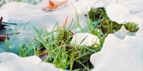 How to Protect Your Yard From Frost Heaving This Winter, St. Charles, Missouri
