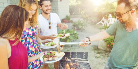 How to Host a Party Outdoors, Farmers Branch, Texas