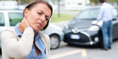 3 Symptoms of Whiplash, Archdale, North Carolina
