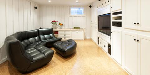5 Home Remodeling Tips for Finishing Your Basement, Archdale, North Carolina