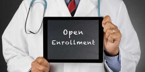 Why It's Important to Sign Up for Health Insurance During Open Enrollment , Archdale, North Carolina