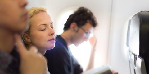 Tips for Reducing Back & Neck Pain on Flights, Archdale, North Carolina