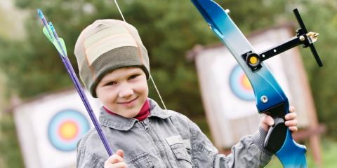 3 Ways Your Child Will Benefit From Archery Lessons, Independence, Kentucky