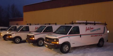 Arctic Chain is Anchorage's Favorite Plumbing and Heating Company, Anchorage, Alaska