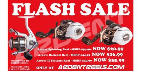 Ardent Flash Sale, Windsor Locks, Connecticut