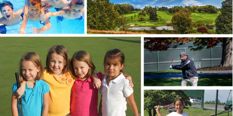 "Silver Spring Country Club Offers ""Member for a Day"" & Summer Sports Camps, Silver Spring, Maryland"