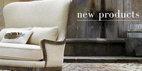 New Furniture Arrivals for Beautiful, Comfortable Living--Only at Arhaus, Raleigh, North Carolina