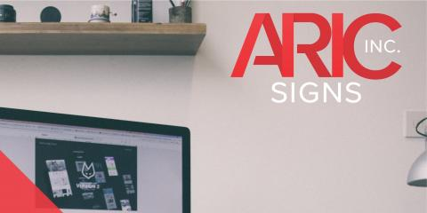 Aric Signs & Awnings, Signs, Services, Westbury, New York