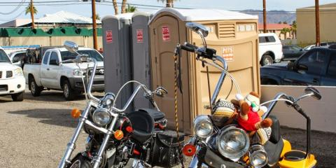 Planning a Large Event? Call Jack Pots Portables For Your Portable Toilet Rentals, Lake Havasu City, Arizona