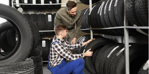 What's the Difference Between Summer & All-Season Tires?, Russellville, Arkansas