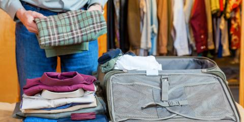 Travel Tips: Packing Lightly, Jacksonville, Arkansas