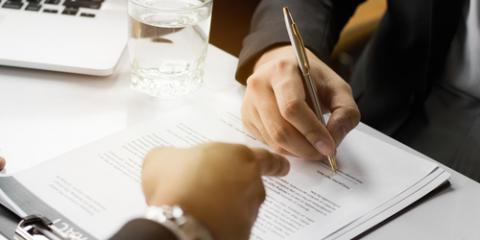 3 Rules for Drawing Up a Legally Sound Contract, Boston, Massachusetts