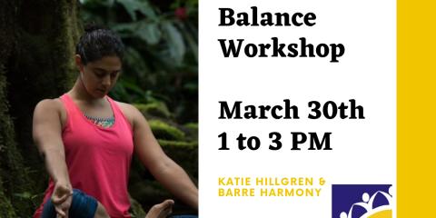 Arm Balance Workshop , St. Charles, Missouri