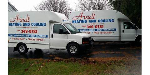 Arndt Heating and Cooling , Heating & Air, Services, Spencerport, New York