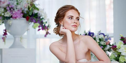 How to Find the Perfect Wedding Hairstyle for Your Face Shape, Arnold, Missouri