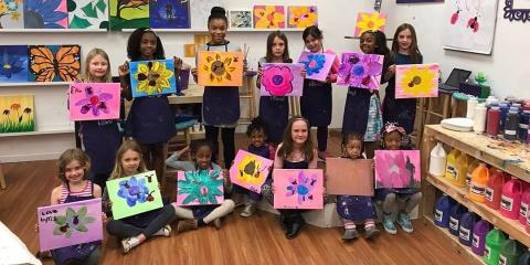 5 Reasons to Send Your Kid to Art Camp This Summer, La Grange, New York