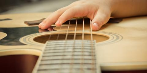 The 3 Most Important Benefits of Guitar Lessons for Kids, New York, New York