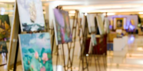 3 Interior Design Tips for Displaying Art From All Brands Furniture, Perth Amboy, New Jersey