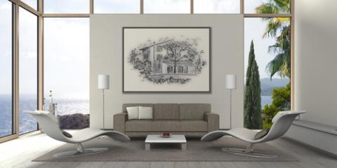 3 Ways to Stage Your Home With Art Gallery Prints, Martinsburg, West Virginia
