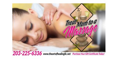 Treat Mom to a Massage, Shelton, Connecticut
