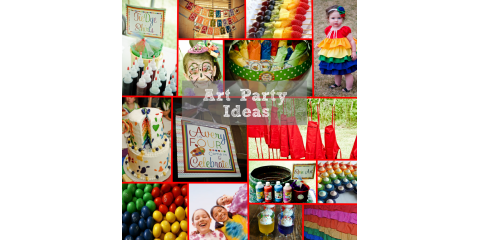 Kid's Birthday Party Ideas, ,