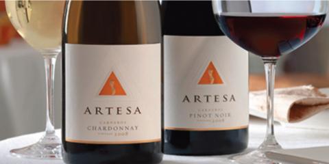 Enjoy Wine Tasting & Dinner With Artesa Winery, Manhattan, New York