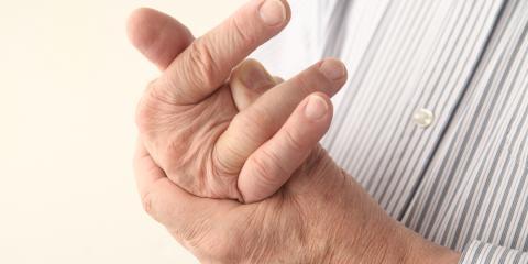 The 3 Most Common Types of Arthritis, Lexington-Fayette, Kentucky