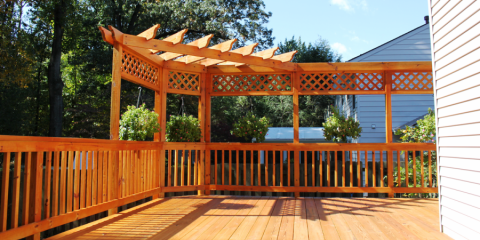 Prepare Your Deck For Winter With Deck Maintenance From DeckMaster™, Gaithersburg, Maryland